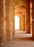 jem el amphitheatre Стоковая Фотография RF