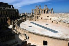 jem Tunisia el zdjęcie royalty free