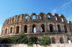 jem Tunisia el Fotografia Royalty Free