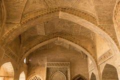 Jemah Mosque, Isfahan, Iran Stock Photo