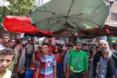 Jemenit auf Arden Street Lizenzfreies Stockfoto