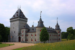 Jemeppe castle in Belgium Stock Photo