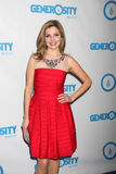 Jen Lilley arrives at the 4th Annual Night of Generosity Gala Event Royalty Free Stock Image