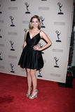 Jen Lilley arrives at the ATAS Daytime Emmy Awards Nominees Reception Stock Photography