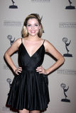 Jen Lilley arrives at the ATAS Daytime Emmy Awards Nominees Reception Stock Images