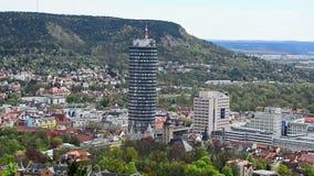 Jena Germany view stock video