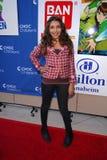 """Jenessa steg på """"ungar som hjälper barn"""" som drar nytta CHOC-barns sjukhus, Anaheim Hilton, Anaheim, CA. 11-14-10 Royaltyfri Bild"""