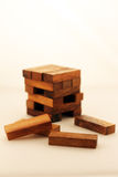 Jenga Photographie stock