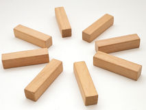 Jenga Royalty Free Stock Photography