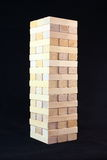 Jenga Royalty Free Stock Photo