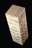 Jenga Game Stock Photography