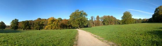 jenischpark Royaltyfri Fotografi