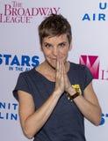 Jenn Colella à 2019 étoiles dans l'allée photo libre de droits