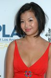 Jenn Liu at the APLA 'The Envelope Please' Oscar Viewing Party. The Abbey, West Hollywood, CA 02-22-09 Stock Images