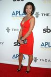 Jenn Liu at the APLA 'The Envelope Please' Oscar Viewing Party. The Abbey, West Hollywood, CA 02-22-09 Royalty Free Stock Images