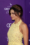 Jenna Dewan arriving at 11th Annual Chrysalis Butterfly Ball Royalty Free Stock Photography