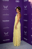 Jenna Dewan arriving at 11th Annual Chrysalis Butterfly Ball Royalty Free Stock Images