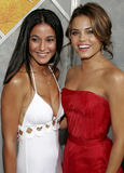 Jenna Dewan and Emmanuelle Chriqui Stock Photo