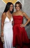 Jenna Dewan and Emmanuelle Chriqui Stock Photo