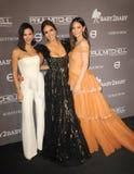 Jenna Dewan, Jessica Alba and Olivia Munn stock photo