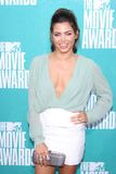 Jenna Dewan-Tatum at the 2012 MTV Movie Awards Arrivals, Gibson Amphitheater, Universal City, CA 06-03-12 Royalty Free Stock Image
