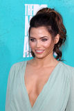 Jenna Dewan-Tatum arriving at the 2012 MTV Movie Awards Royalty Free Stock Photos