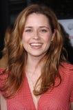 Jenna Fischer lizenzfreies stockfoto