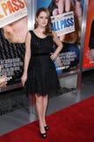 Jenna Fischer lizenzfreie stockfotografie