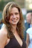 Jenna Fischer lizenzfreies stockbild