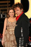 Jenna Fischer, John C Reilly Stock Images