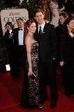 Jenna Fischer, John Krasinski Stock Images