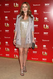 Jenna Fisher. Arriving at the 2009 US Weekly Hot Hollywood Party Voyeur West Hiollywood,  CA November 18, 2009 Stock Image