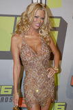 Jenna Jameson appearing. Jenna Jameson on the red carpet Stock Photography