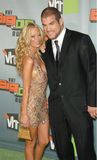 Jenna Jameson,Tito Ortiz Stock Photo