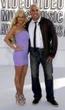 Jenna Jameson and Tito Ortiz Stock Photo