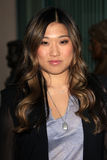 Jenna Ushkowitz arrives at the Glee TV Academy Screening and Panel Stock Photo
