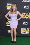 Jennette McCurdy at the Cartoon Network Hall of Game Awards, Barker Hangar, Santa Monica, CA 02-18-12. Jennette McCurdy  at the Cartoon Network Hall of Game Royalty Free Stock Images
