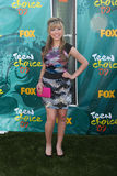 Jennettte McCurdy Teen Choice Awards 2009 Royalty Free Stock Photography