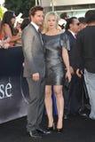 Jennie Garth,Peter Facinelli Royalty Free Stock Image