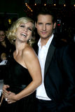 Jennie Garth,Peter Facinelli Stock Images