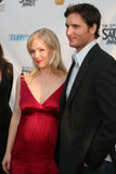 Jennie Garth,Peter Facinelli Stock Image