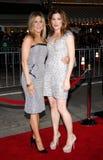 Jennifer Aniston και Kathryn Hahn Στοκ φωτογραφία με δικαίωμα ελεύθερης χρήσης