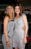 Jennifer Aniston και Kathryn Hahn Στοκ Φωτογραφίες