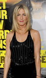 Jennifer Aniston Photo libre de droits