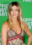 Jennifer Aniston Foto de archivo libre de regalías