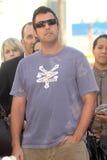 Jennifer Aniston, Adam Sandler Stock Photography
