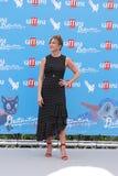 Jennifer Aniston al Giffoni Ekranowy festiwal 2016 Obrazy Royalty Free