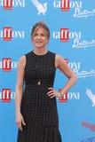 Jennifer Aniston al Giffoni Ekranowy festiwal 2016 Zdjęcie Royalty Free