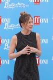 Jennifer Aniston al Giffoni Ekranowy festiwal 2016 Zdjęcia Stock