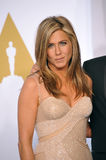 Jennifer Aniston. LOS ANGELES, CA - FEBRUARY 22, 2015: Jennifer Aniston at the 87th Annual Academy Awards at the Dolby Theatre, Hollywood Stock Images